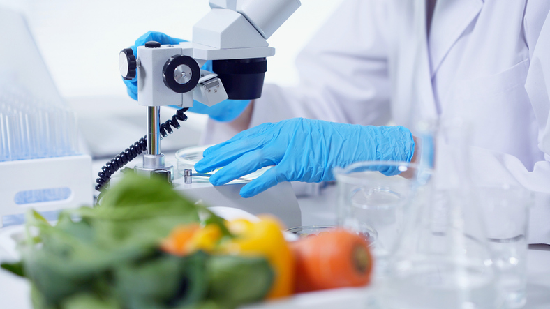 e coli produce testing